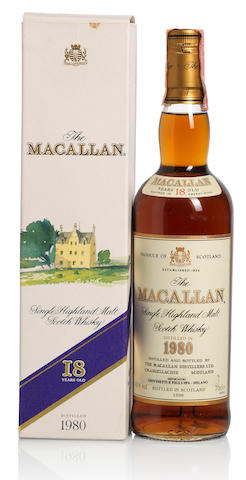 The Macallan-1980-18 year old