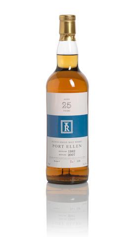 Port Ellen-25 year old
