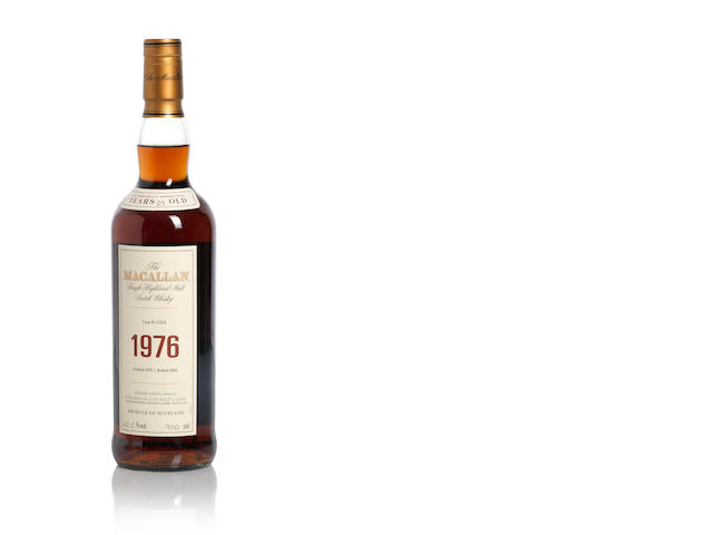 The Macallan Fine & Rare-1976-29 year old