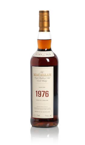 The Macallan Fine & Rare-1976-29 year old