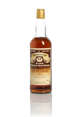 Glenlossie-1938-42 year old