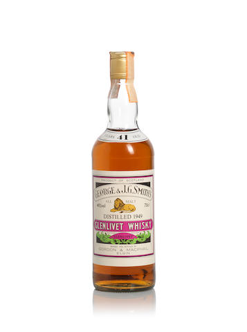 Glenlivet-1949-41 year old