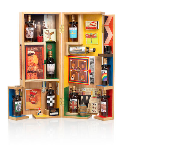 The Macallan 8 Decades-Sir Peter Blake (8)
