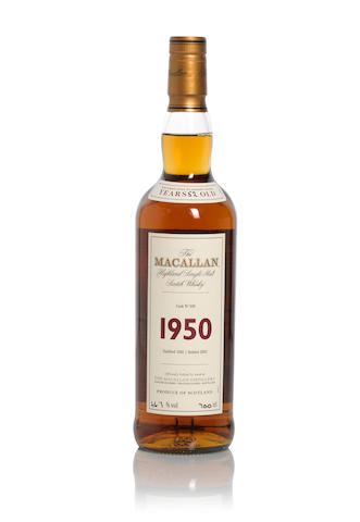 The Macallan Fine & Rare-1950-52 year old