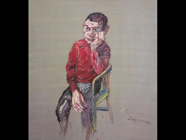 Zeng Fanzhi (Chinese, born 1964) Portrait