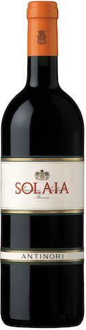 Solaia  1997 (6) Solaia 1999 (6) Solaia 2001 (6) Solaia  2004 (6) Solaia 2007 (6)