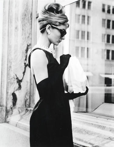 Audrey Hepburn: On the set of Breakfast at Tiffany's, 1961,