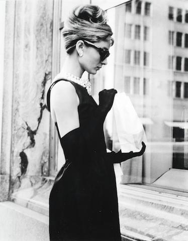 Audrey Hepburn: On the set of Breakfast at Tiffany's, 1961,