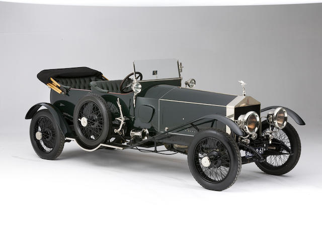 1920 Rolls-Royce 45/50hp 'Silver Ghost' Alpine Eagle tourer sport