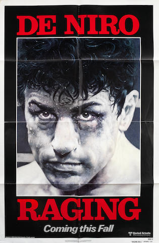Raging Bull,  United Artists, 1980,