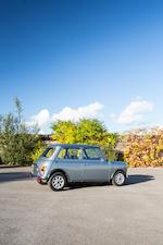 1991 Rover Mini Cooper Saloon  Chassis no. SAXXNNAMMBD023729
