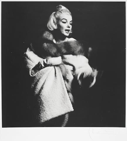 Bert Stern (American, 1929 - 2013): Marilyn Monroe, 1962,