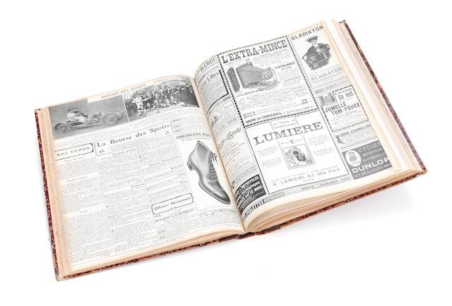 La Vie au Grand Air, 1903-1908,