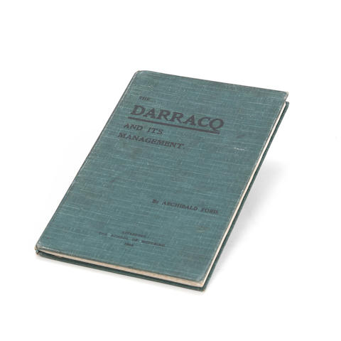Archibald Ford: The Darracq and Its Management,
