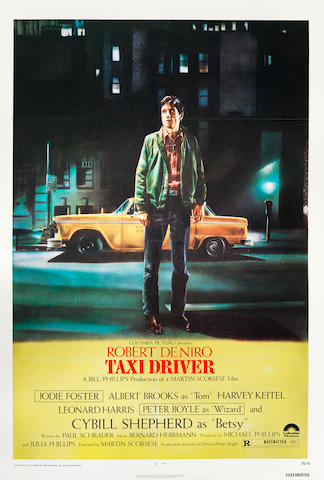 Taxi Driver, Columbia Pictures, 1976,