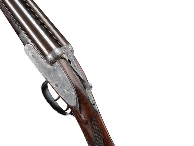 A 12-bore sidelock ejector gun by J. Purdey & Sons, no. 22761