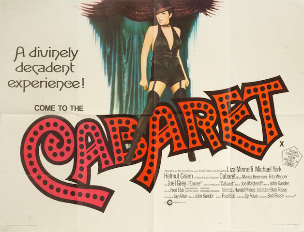 Cabaret, Allied Artists, 1972, 2