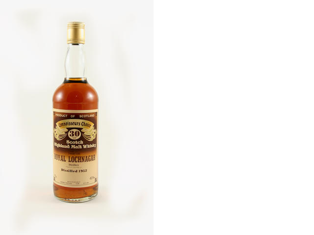 Royal Lochnagar-30 year old-1952