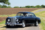 1956 Bentley S-Series Continental Sports Saloon  Chassis no. BC11BG Engine no. BC11B