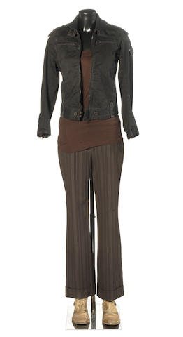 Torchwood, Series 2 Episode 2 'Sleeper': Eve Myles as Gwen Cooper, a costume for , 2008,  5