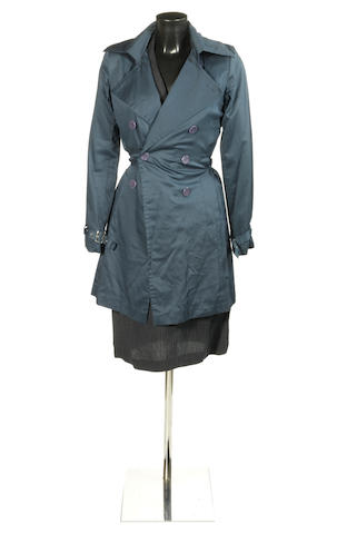 """Torchwood, Series 1 and 2: Naoko Muri as Toshiko """"Tosh"""" Sato, a collection of part costumes, 2006-2008,  qty"""