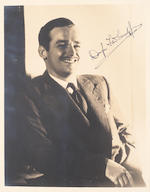 Hollywood: A collection of autographs, including ten Oscar® winners,