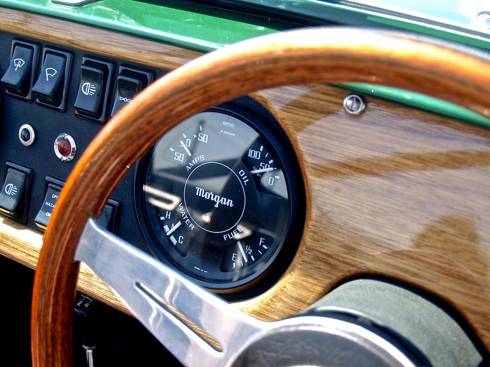 1968 Morgan Plus 8 Sports  Chassis no. 7022 Engine no. 41400015A