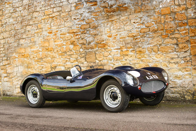 Property of a deceased's estate,c.1960 Falcon Competition MkII Sports  Chassis no. C175438