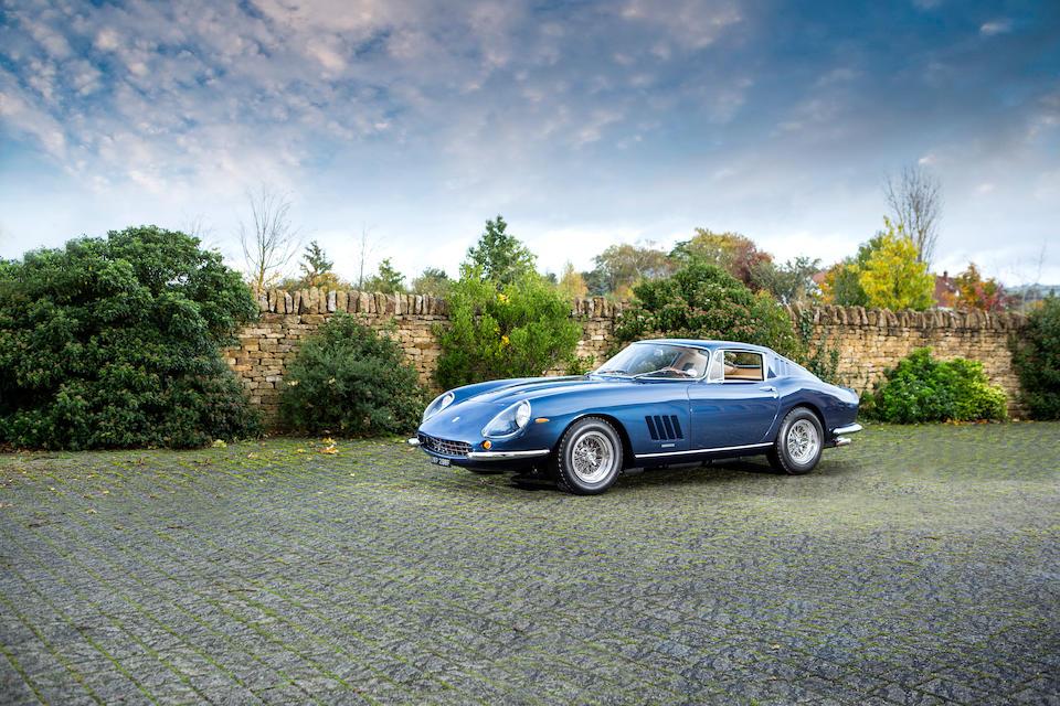 Restaurée concours et certifiée Ferrari Classiche,1968 Ferrari 275GTB/4 berlinette