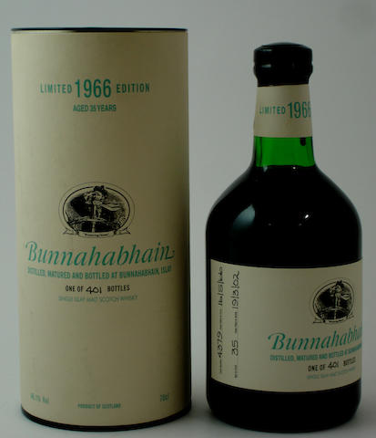 Bunnahabhain-35 year old-1966