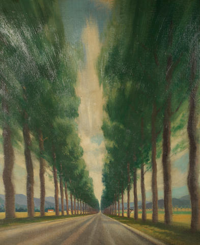Roy Nockolds (1911-1980), 'Heading South for the Summer',