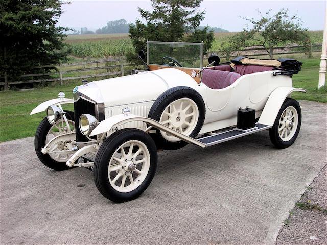 1924 Crossley 19.6hp Sports Tourer  Chassis no. 16836 Engine no. 16883
