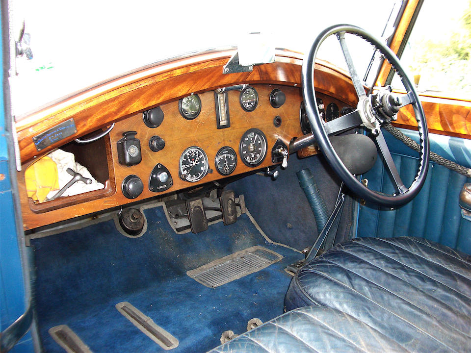 Originally the property of Harold Heal Esq. of Battle, Sussex. Present family ownership for 41 years,1931 Rolls-Royce 20/25hp Two-door Weymann Sportsman's Coupe  Chassis no. GPS 2 Engine no. G8C