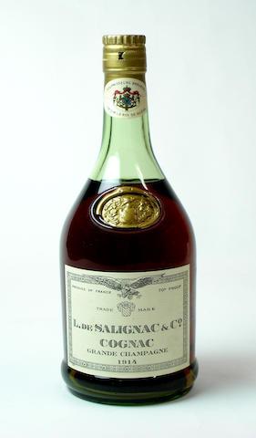 Grande Champagne-Vintage 1914