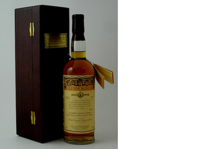 Glenmorangie Claretwood Finish