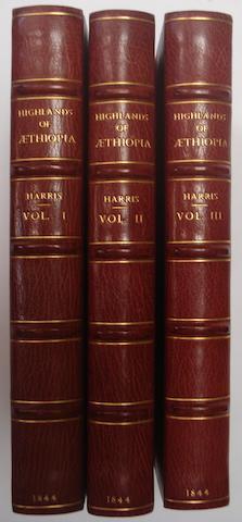 Harris (Maj. W. Cornwallis)