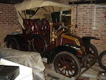 Owned by only two families from new,1909 Renault AX Tourer  Chassis no. to be advised Engine no. to be advised