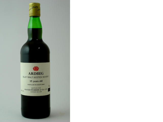 Ardbeg-15 year old