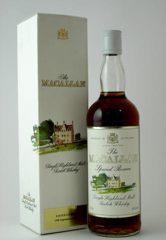 The Macallan Special Reserve