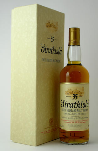 Strathisla Bicentenary-35 year old