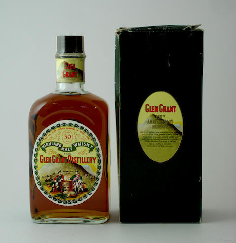 Glen Grant 150th Anniversary-30 year old