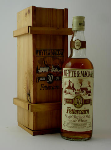 Fettercairn-30 year old-Pre 1955