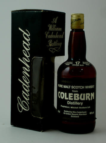 Coleburn-17 year old-1968