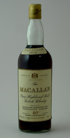 The Macallan-1958