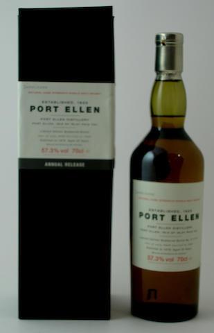 Port Ellen-24 year old-1979