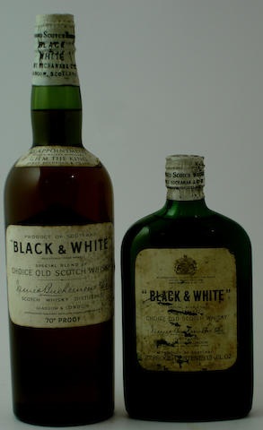 Black & White-1949Black & White-Circa 1950's (half)
