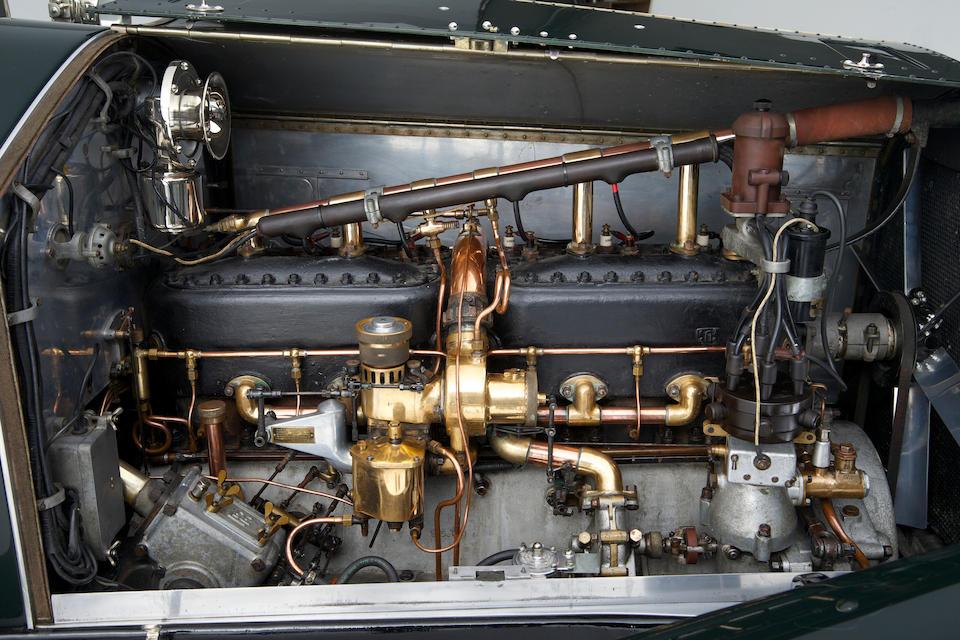 1920 Rolls-Royce 45/50hp 'Silver Ghost' Alpine Eagle tourer sport