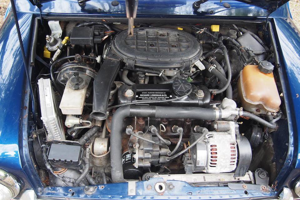 2000  Rover Mini 1.3i Saloon  Chassis no. SAXXNWAZEYD182146 Engine no. 12A2LK70 393785