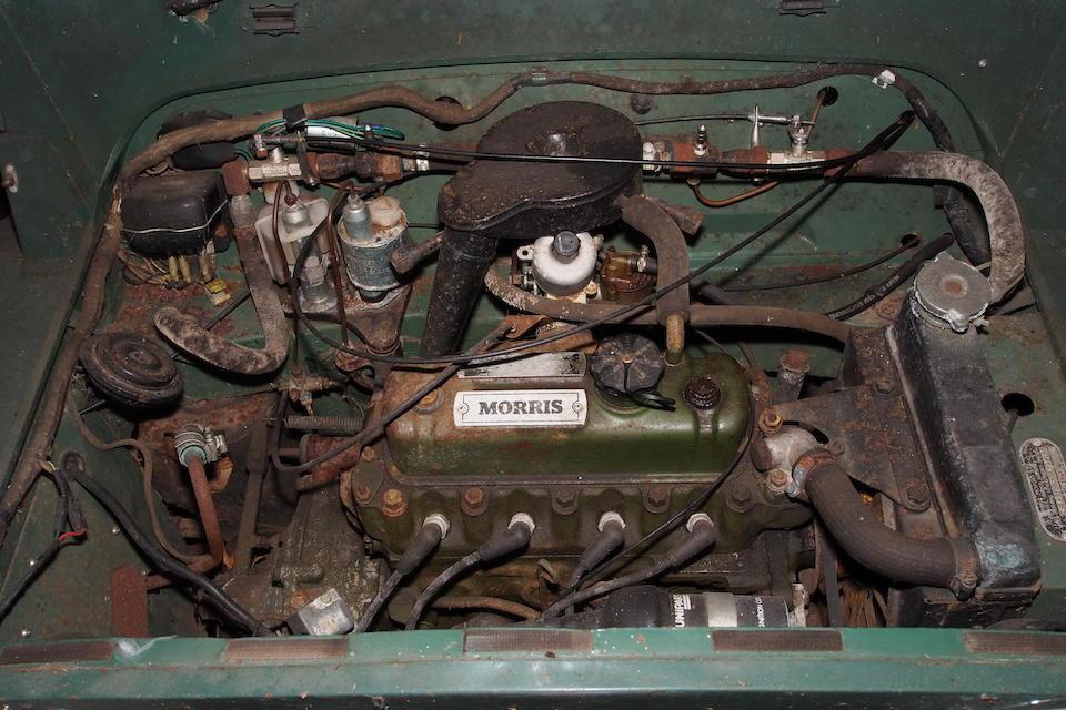 1964 Morris Mini Moke  Chassis no. M-AV-1/621785 Engine no. 8ACUH184