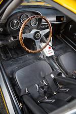 1961 Alfa Romeo Giulietta SZ Berlinetta  Chassis no. AR1012600107 Engine no. AR0012001108